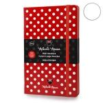 купить Блокнот Moleskine Minni Mouse средний нелинованные Красный цена, отзывы