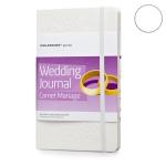 купить Блокнот Moleskine Passion Свадьба средний белый цена, отзывы