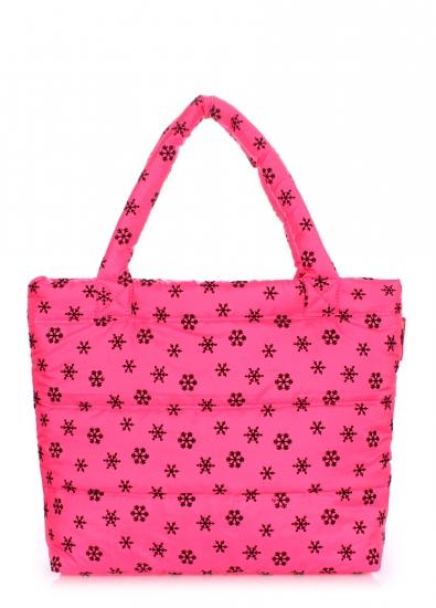 купить Болоньевая сумка на синтепоне Snow Pink цена, отзывы