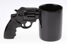 купить Чашка револьвер большая цена, отзывы