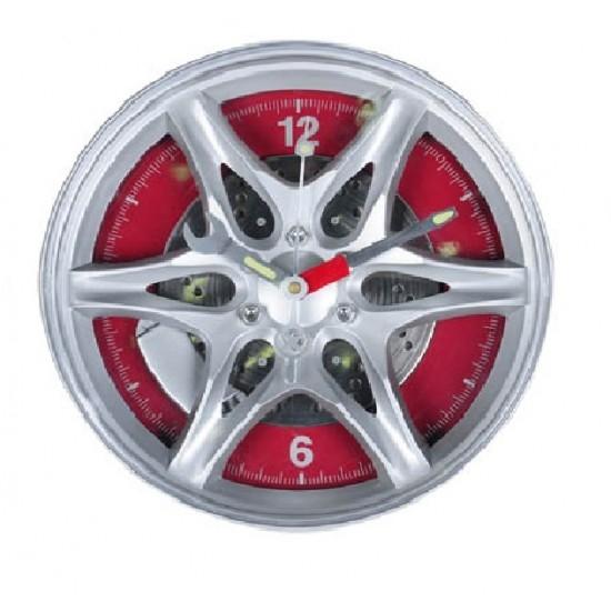 купить Часы-диск, диаметр 28 см цена, отзывы