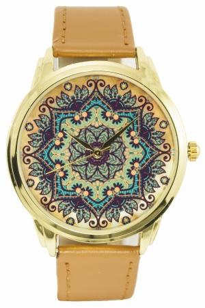 купить Часы наручные Золотой орнамент цена, отзывы
