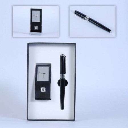 купить Часы настольные+ручка Pierre Cardin цена, отзывы