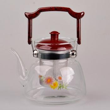 купить Чайник огнеупорный объемом 1400мл. цена, отзывы