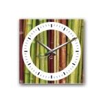 купить Декоративные настенные часы Bamboo цена, отзывы