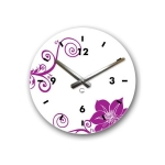 купить Декоративные настенные часы Orchid цена, отзывы