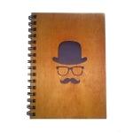 купить Деревянный блокнот Дело в шляпе цена, отзывы