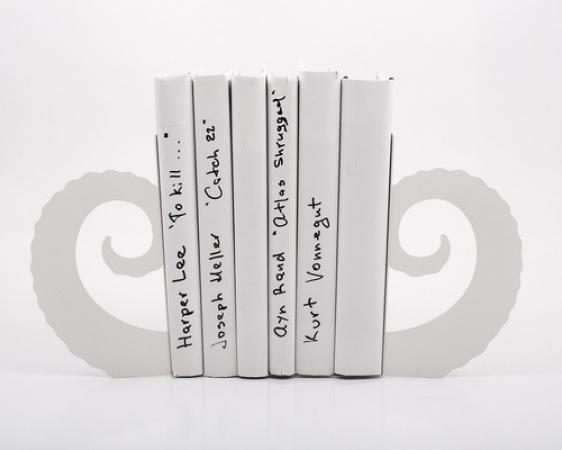 купить Держатель для книг Бараний рог цена, отзывы