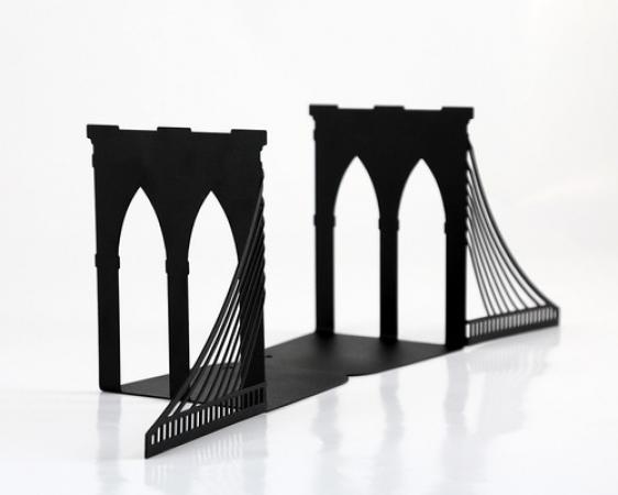 купить Держатель для книг Бруклинский мост цена, отзывы