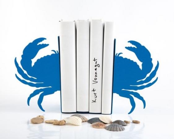 купить Держатель для книг Краб цена, отзывы