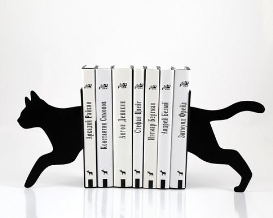 купить Держатель для книг Крадущаяся кошка цена, отзывы