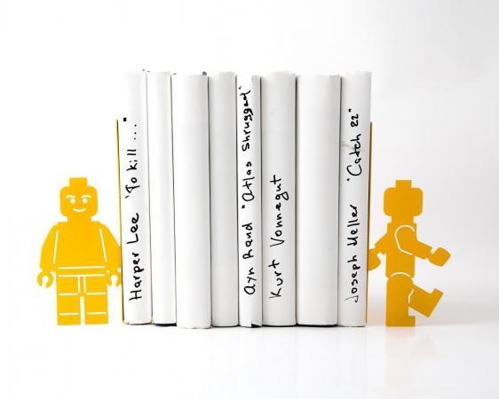 купить Держатель для книг Lego Man цена, отзывы
