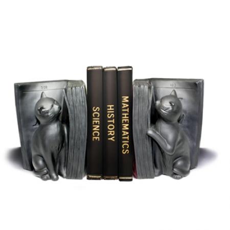 купить Держатель для книг Любопытные кошки цена, отзывы