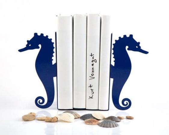 купить Держатель для книг Морской конек цена, отзывы