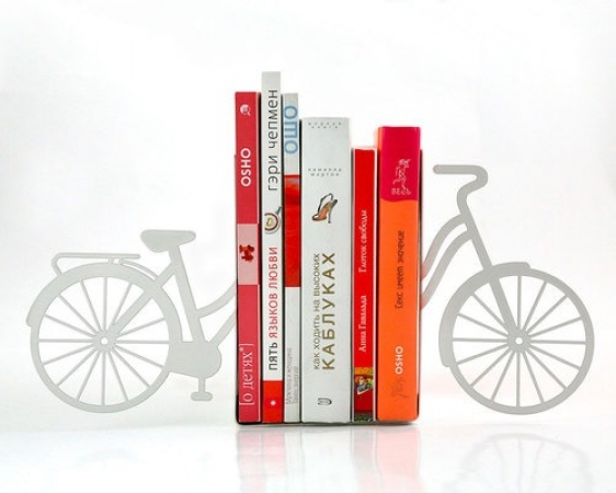 купить Держатель для книг My white bike цена, отзывы