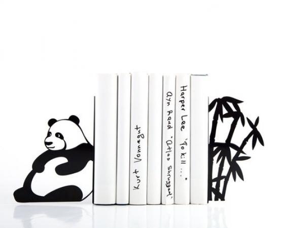 купить Держатель для книг Панда на отдыхе цена, отзывы