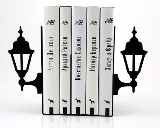 купить Держатель для книг Петербургские фонари цена, отзывы
