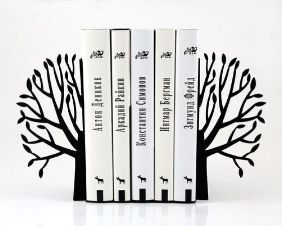 купить Держатель для книг Весна Black цена, отзывы