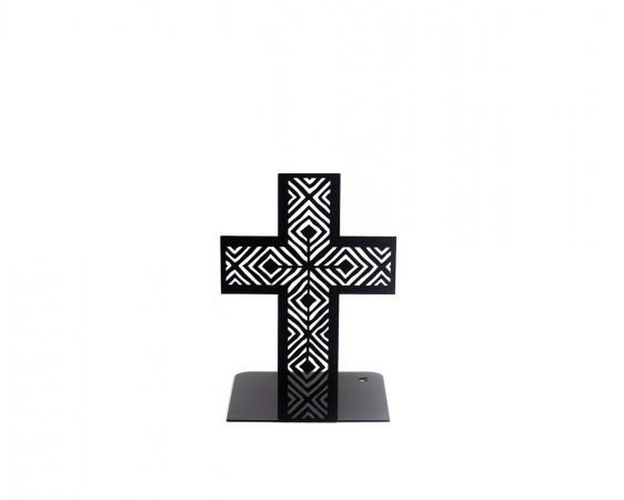 купить Держатель для книг Крест цена, отзывы