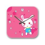 купить Детские настенные часы Bunny цена, отзывы