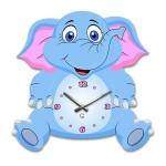 купить Детские настенные часы Elephant цена, отзывы