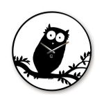 купить Детские настенные часы Owl цена, отзывы