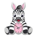 купить Детские настенные часы Zebra цена, отзывы