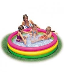 купить Детский бассейн Закат солнца цена, отзывы