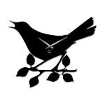 купить Дизайнерские настенные часы Bird цена, отзывы