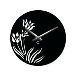 купить Дизайнерские настенные часы Tulips цена, отзывы