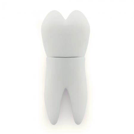 купить Флешка 8 Gb силиконовая Зуб цена, отзывы