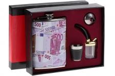 купить Фляга - подарочный набор денежная цена, отзывы