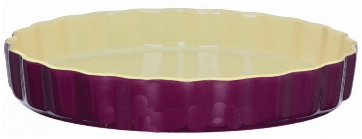 купить Форма для выпечки керамическая круглая цена, отзывы