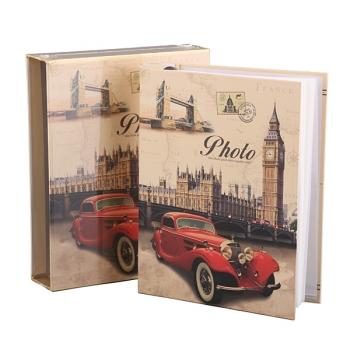 купить Фотоальбом Красное ретро авто цена, отзывы