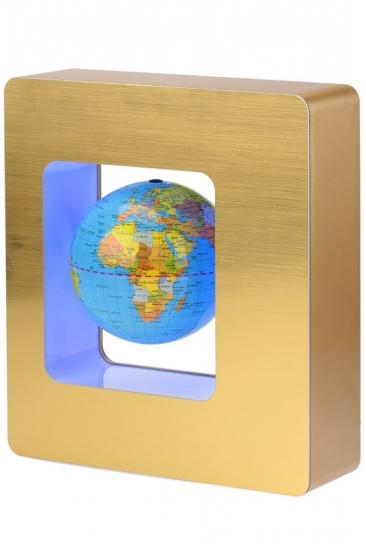 купить Глобус - левитация в квадрате,12 см цена, отзывы