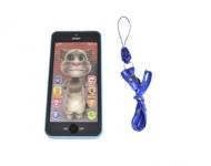 купить Интерактивный телефон кот Том цена, отзывы
