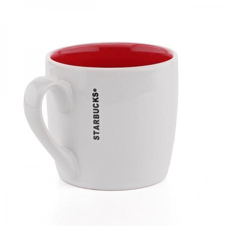 купить Керамическая белая чашка Starbucks цена, отзывы