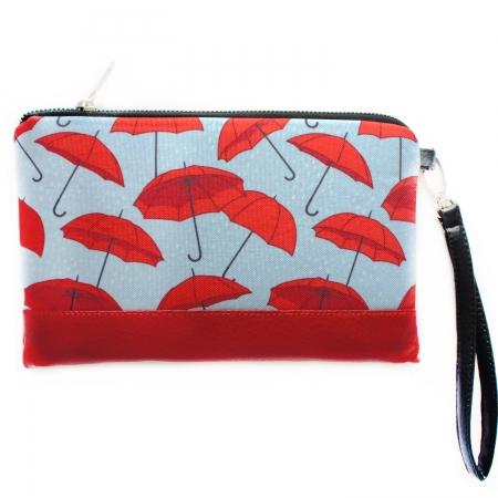 купить Клатч Зонтики цена, отзывы