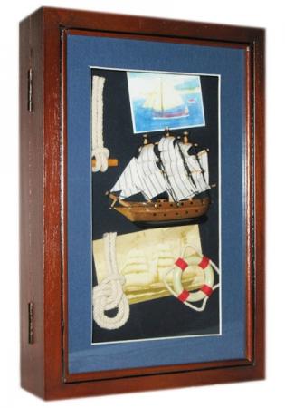 купить Ключница Морская Корабль цена, отзывы