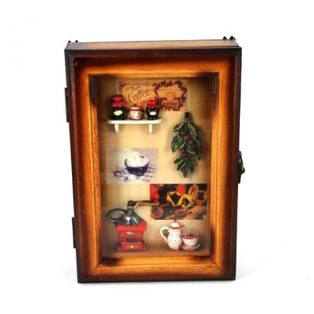 купить Ключница чайная церемония цена, отзывы