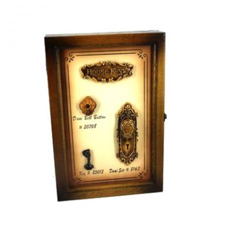 купить Ключница ключ и замок цена, отзывы