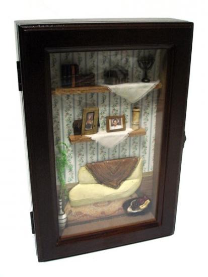 купить Ключница уютный диванчик цена, отзывы