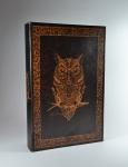 купить Книга сейф Сова brown 26 см цена, отзывы