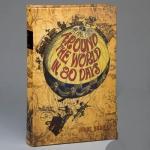 купить Книга сейф вокруг света за 80 дней 26 см цена, отзывы