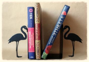 купить Книгодержатель Фламинго  цена, отзывы