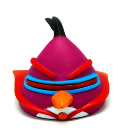 купить Копилка Angry Birds  фиолетовая цена, отзывы