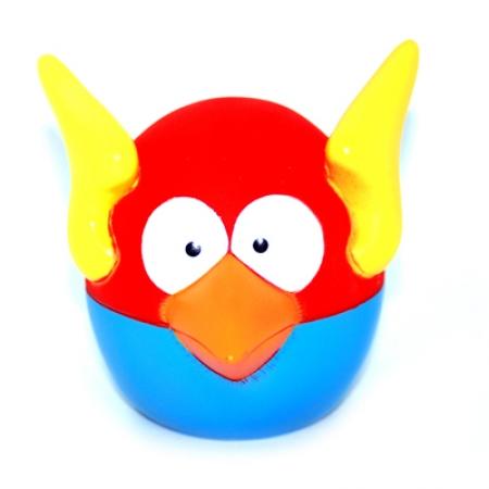 купить Копилка Angry Birds желтая цена, отзывы