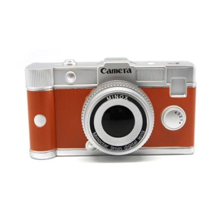 купить Копилка Фотокамера коричневая цена, отзывы