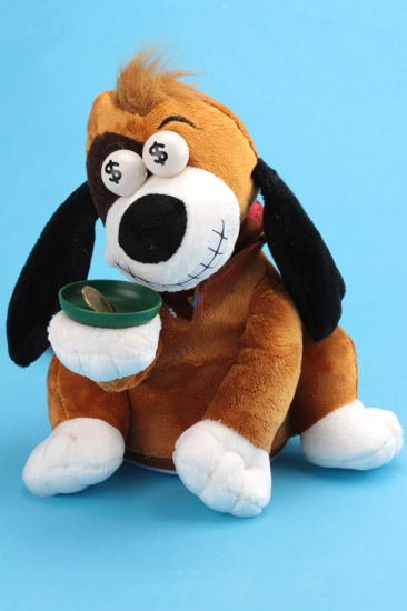 купить Копилка собака хохотун цена, отзывы
