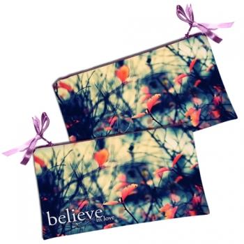 купить Косметичка - кошелек Believe  цена, отзывы